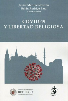 Buchcover Javier Martinez-Torron_ed1
