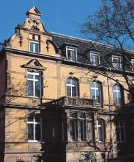 University guest house: Liefmannhaus