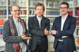 Focus Group Synchronisation in Embodied Interaction (missing: PI Stefan Pfänder)