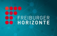 Freiburg Horizonte Logo vor Hintergrund