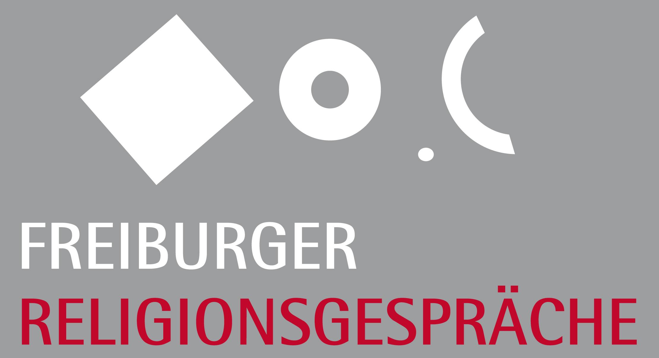 Logo Freiburger Religionsgespräche