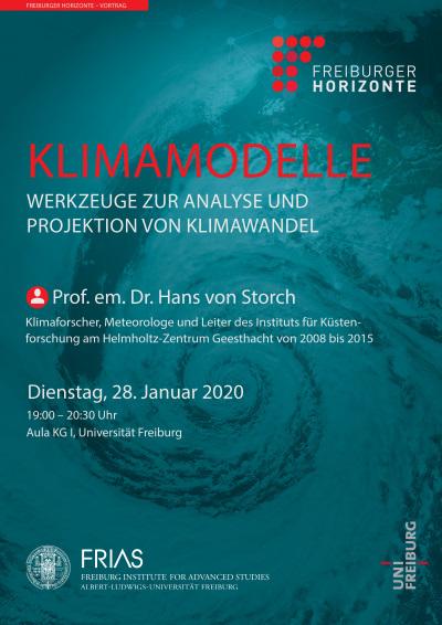 Freiburger Horizonte - Hans von Storch