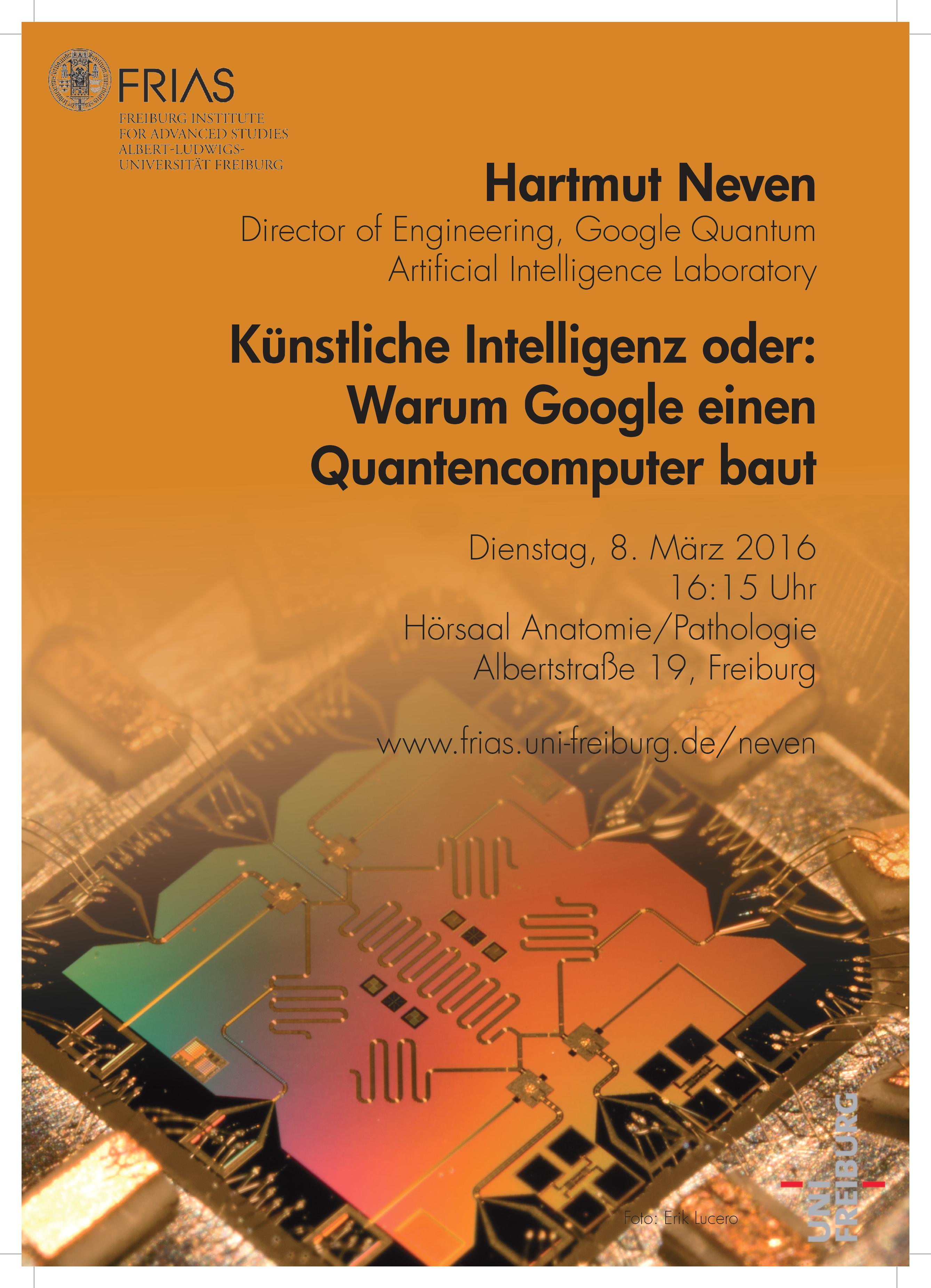 Neven Quantum Computer