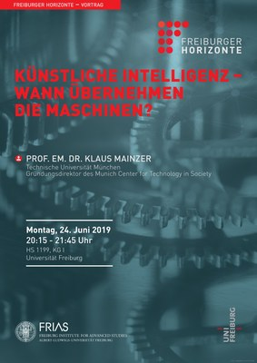 Plakat Mainzer