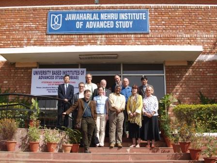 Teilnehmer UBIAS News Delhi
