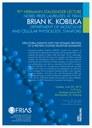 19. Hermann Staudinger Lecture mit Nobelpreisträger Brian K. Kobilka am 9. Juni 2015