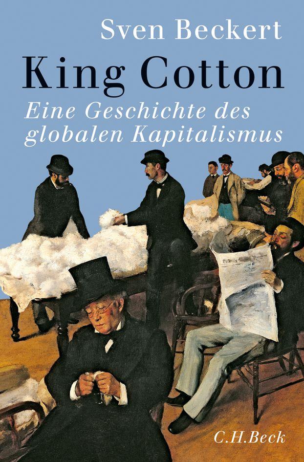 Lesung mit Sven Beckert