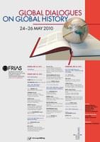 Internationale Konferenzen zur globalen und europäischen Geschichtsschreibung an der FRIAS School of History