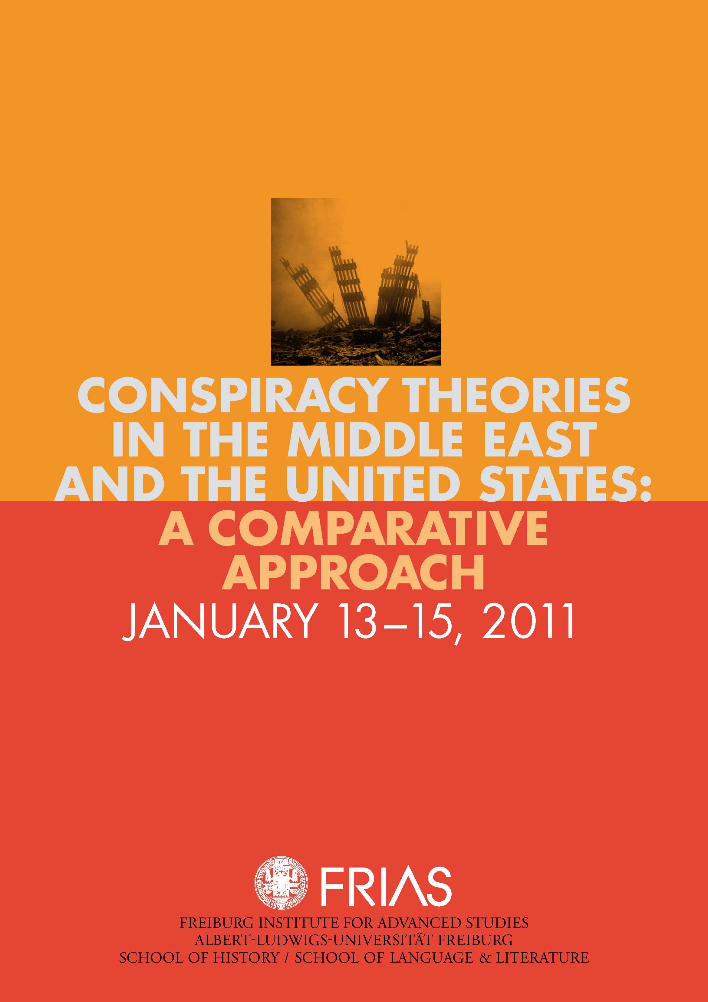 Tagung zu Verschwörungstheorien im Nahen und im Mittleren Osten sowie den USA
