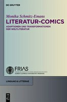 Literatur-Comics: Neues Standardwerk zur Intermedialitätsforschung erschienen