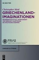 """15. Band der FRIAS-Reihe """"linguae & litterae"""" erschienen"""