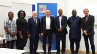 Ein Hotspot für die deutsch-ghanaische Freundschaft: Freiburg begrüßt Delegation aus Accra