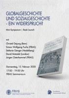 Geschichte anders denken: Rückblick auf die Eröffnung des Balzan FRIAS-Project in Global History