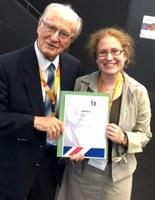 Gleich zwei FRIAS-Forscherinnen für exzellente Leistungen ausgezeichnet