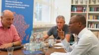 Wege nach Afrika - Kooperationsgespräch zwischen MIASA und AGNES
