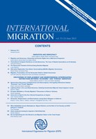 "Linking Migration and Democracy – special issue of ""International Migration"" co-edited by FRIAS Junior Fellow Stefan Rother"