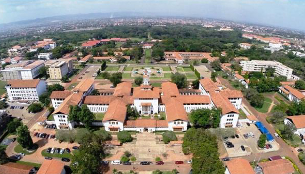 Great success: FRIAS supports building a Centre for Advanced Studies in Ghana