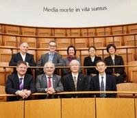 Nachhaltige Katalysatoren und internationale Rechtssysteme