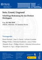 Workshop: Sein, Grund, Ungrund - Schwab BILD