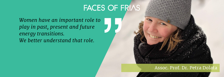 » Faces of FRIAS