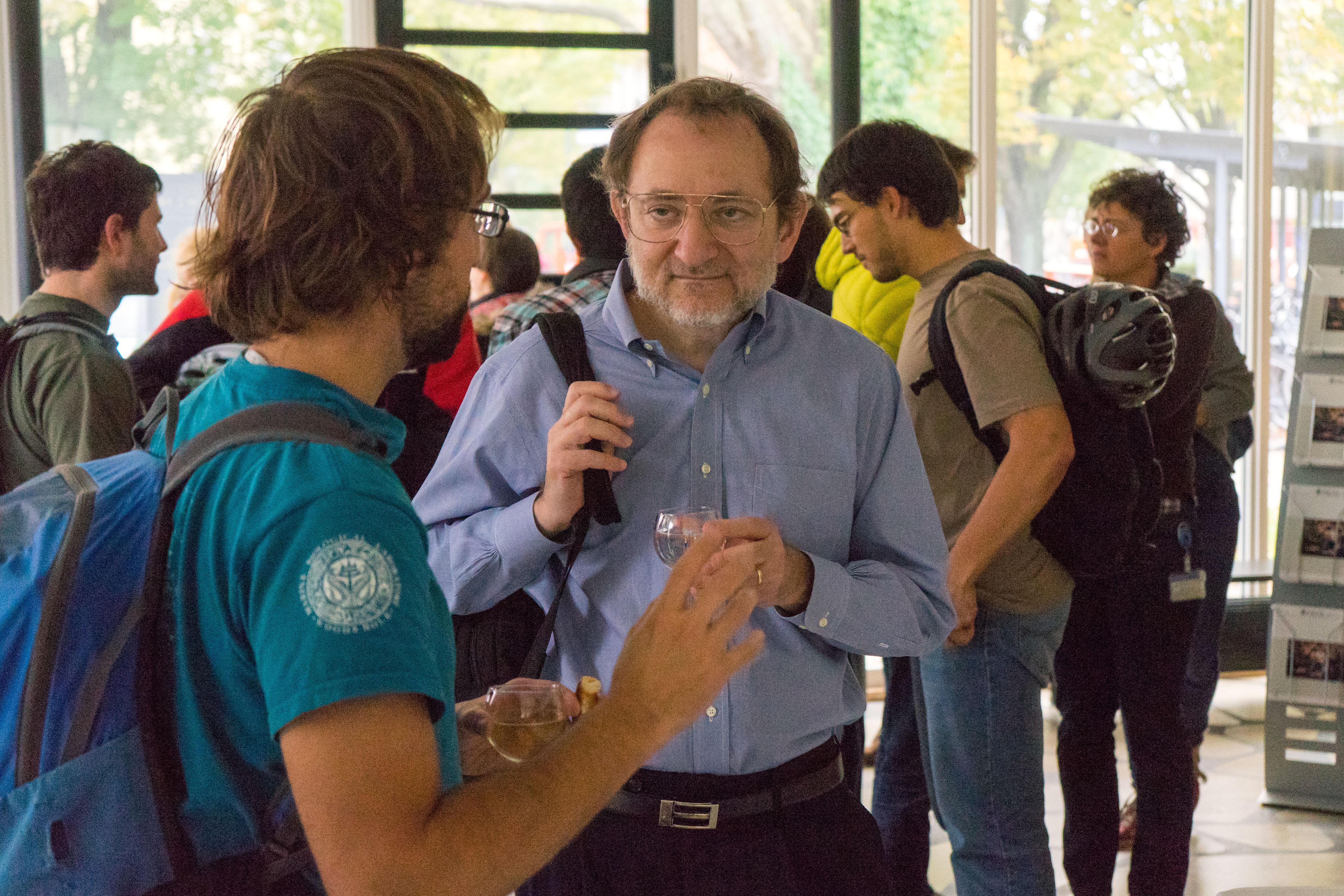 Hermann Staudinger Lecture - Andrew Fire 3