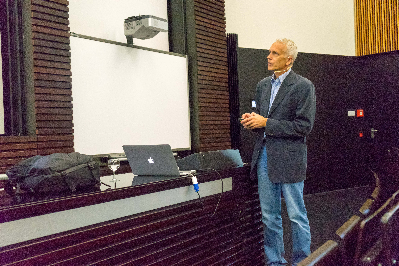 Hermann Staudinger Lecture - Brian Kobilka 3