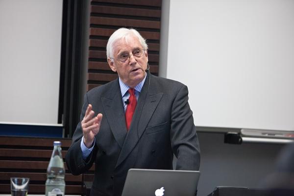 Hermann Staudinger Lecture - John Walker 4
