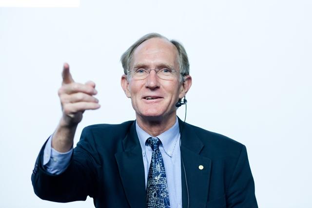 Hermann Staudinger Lecture - Peter Agre 4
