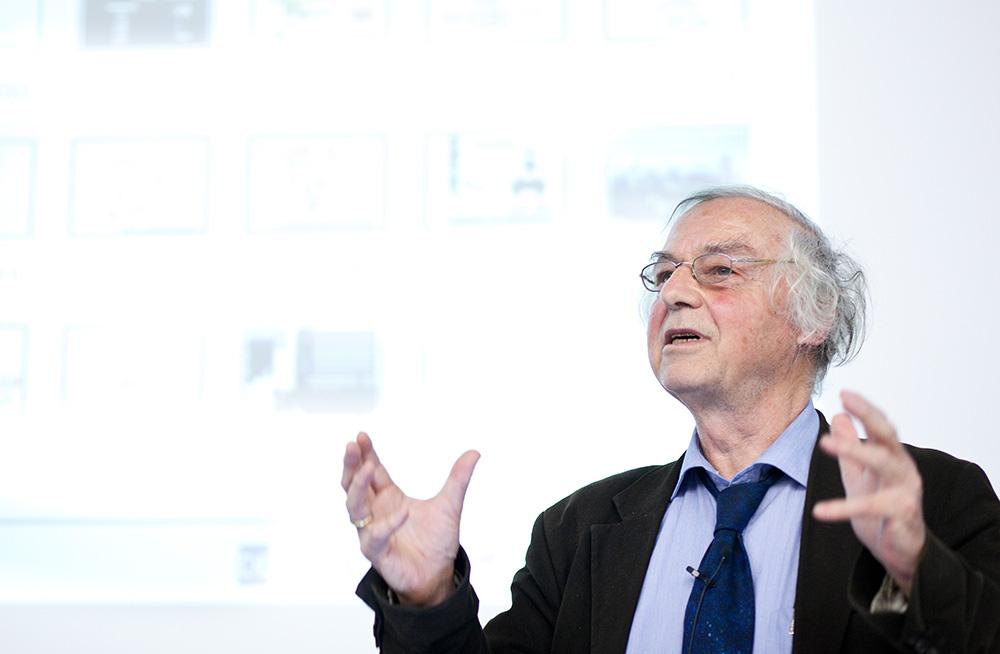 Hermann Staudinger Lecture - Robert Huber 9