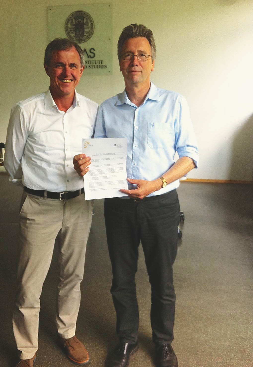 Freiburg and Strasbourg continue to join forces: second selection of joint research groups of FRIAS and USIAS