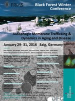 FRIAS-Fellows organize first international meeting on autophagy in Germany