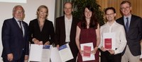 Director Bernd Kortmann receives Instructional Development Award (IDA)