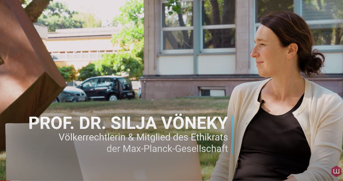 "Science and Fiction: Prof. Dr. Silja Vöneky discusses ethical and moral implications in ""Gattaca"""