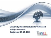 UBIAS conference on scientific and academic knowledge held in Vancouver